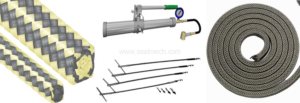 Gland Packing and Tools