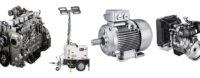 Industrial Engines/Generators