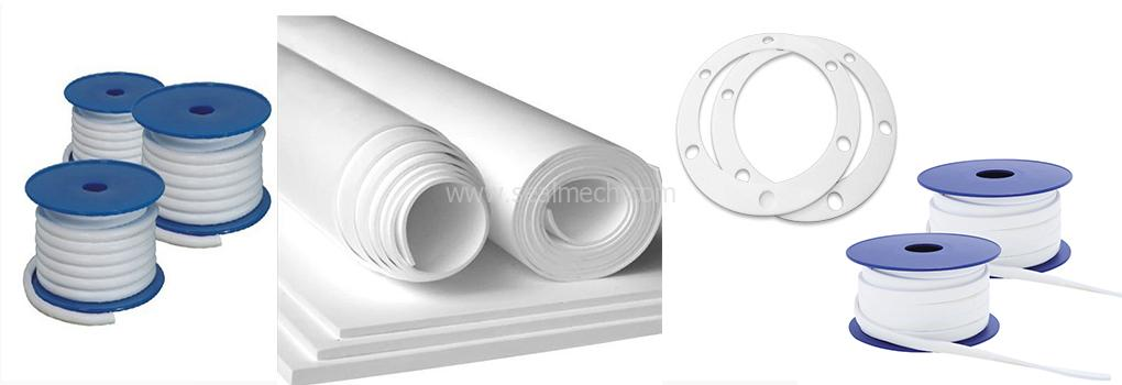 Expandable PTFE Products