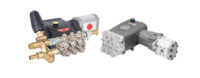 Hydraulic Powered Pressure Cleaner