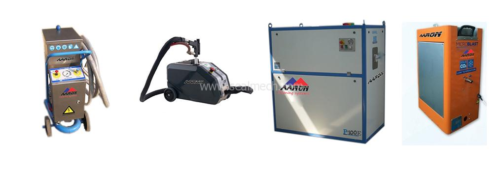 Dry Ice Cleaning Equipment