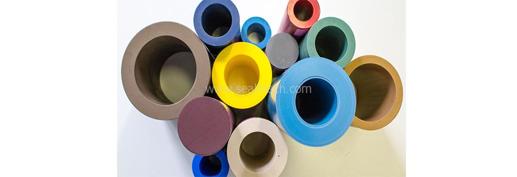 PTFE Filled Rods
