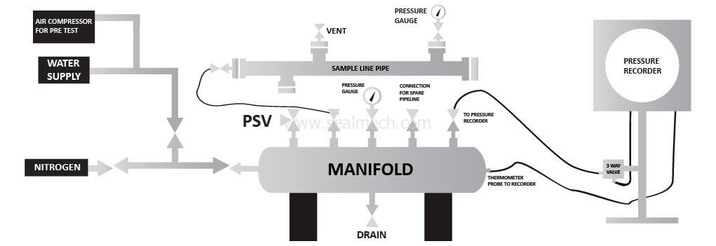 Pressure Test Manifolds