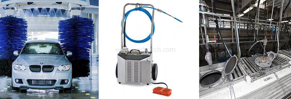 Industrial Cleaning Systems