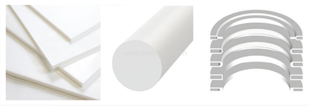 Virgin PTFE Products