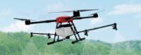 drone operated fogging equipment