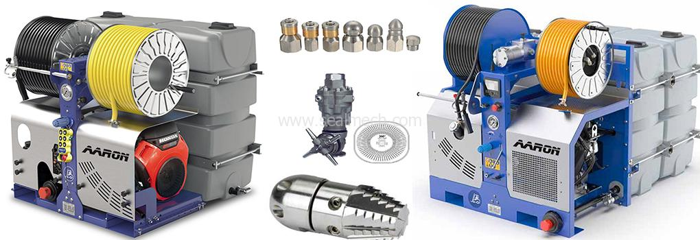 Sewer and Drain Cleaning Equipment